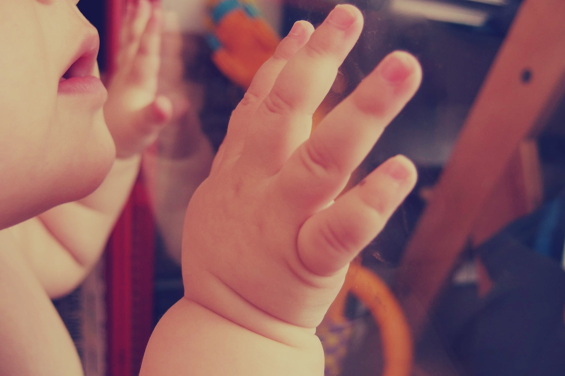 baby, hand, Ernährung