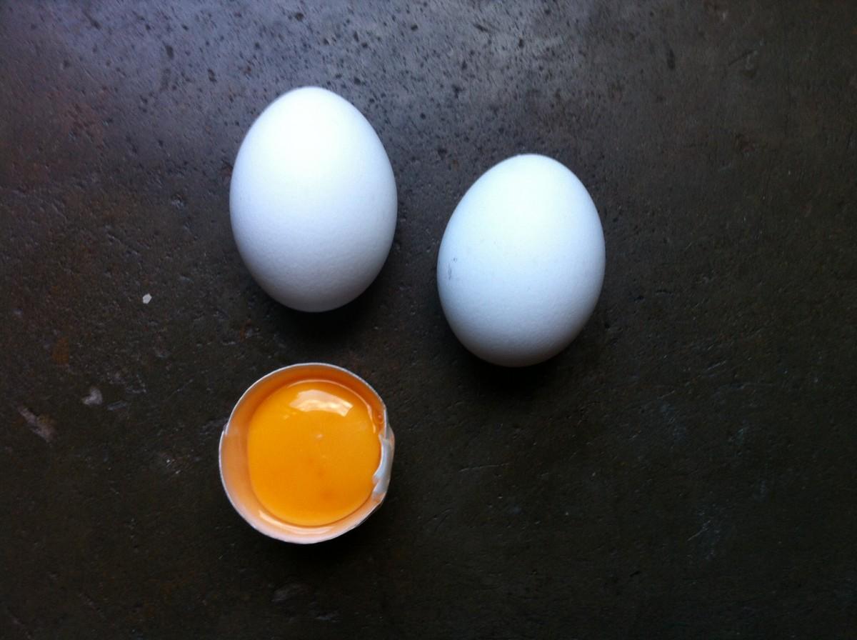 Hühnerei
