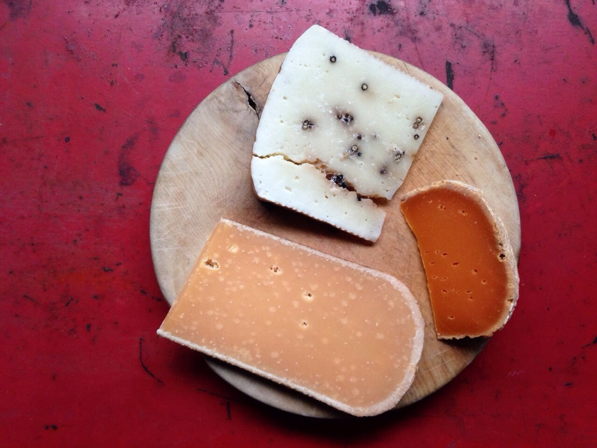 Kuhmilch Käse